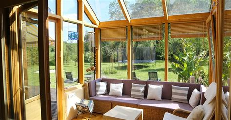 chambre veranda chambre veranda sunroom en verre en aluminium de