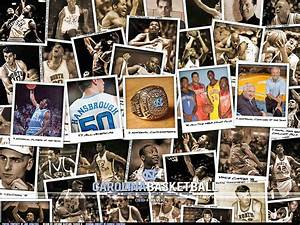Photo UNC Basketball Collage Wallpaper Tar Heel Times