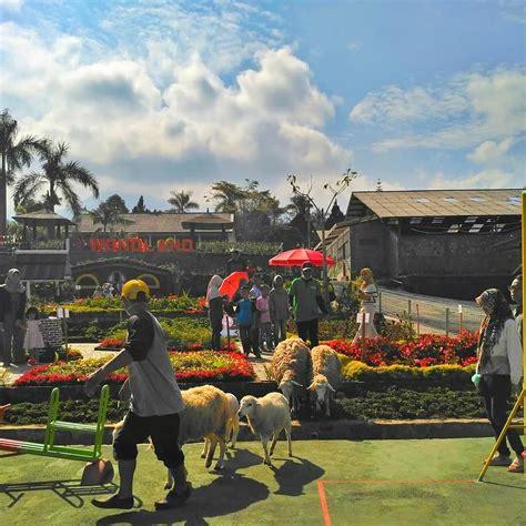 tempat wisata  jawa tengah terbaru tempat wisata indonesia