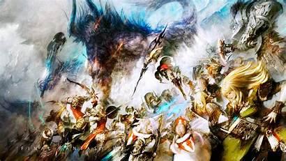 Fantasy Final Xiv Wallpapers Ffxiv
