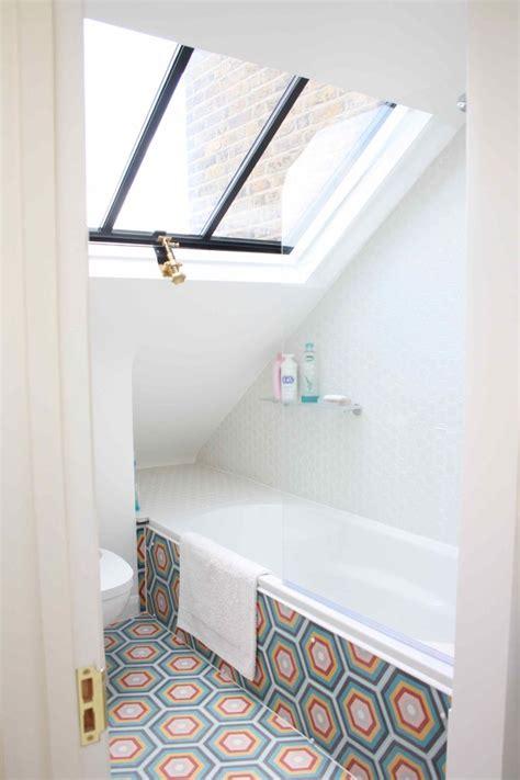 lino salle de bain des sols originaux pour la salle de bain cocon d 233 co vie nomade