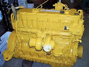Caterpillar 3126 Remanufactured Diesel Engine