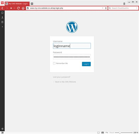 How To Login To A Wordpress Website • Vntweb