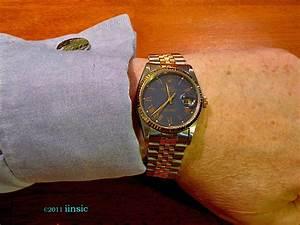 Rolex Datejust Wrist B | WatchWerx ... and Watch Doesn't