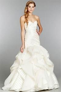 Hayley Paige Fall 2013 Wedding Dresses Wedding Inspirasi