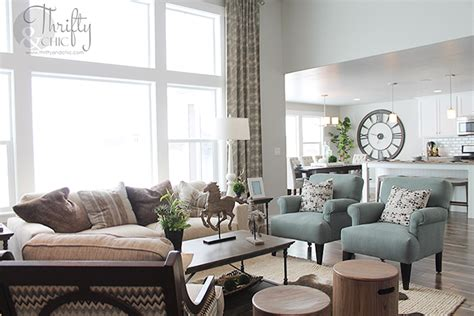 Model Home Decor by Thrifty And Chic Diy Projects And Home Decor