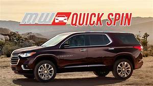 2020 Chevrolet Traverse Off Road