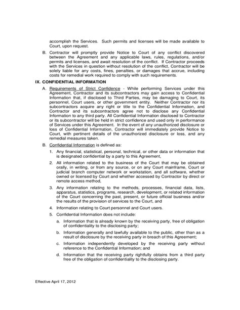 service contract general terms  conditions