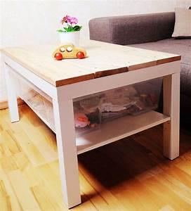 Tisch Lack Ikea : ikea hack esstisch ~ Orissabook.com Haus und Dekorationen
