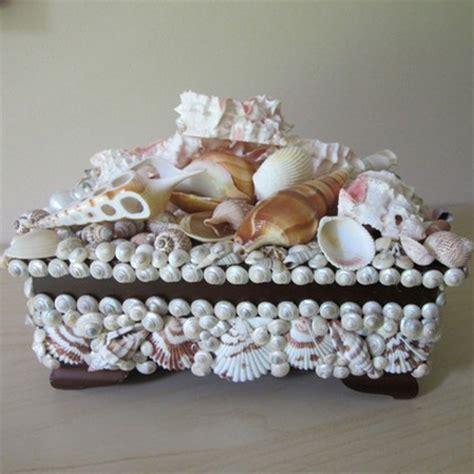 home dzine craft ideas crafts  seashells