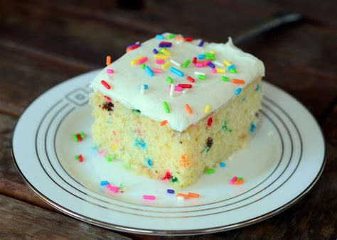the best cakes to make how to make homemade funfetti cake
