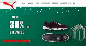Get Up To 30  Discount On All Orders At Puma  Get The