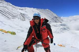 Female Ismaili mountaineer conquers Everest as an ...