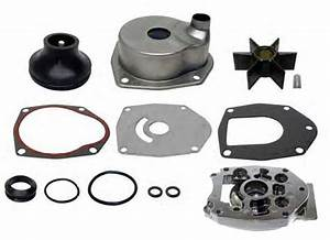 Water Pump Kit For Mercury Mariner Outboard 40