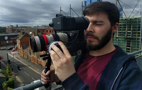 freelance operator freelance videographer birmingham and uk robot