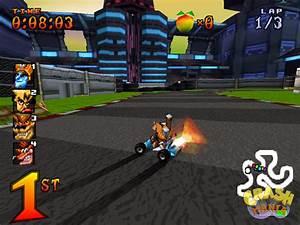 CTR Crash Team Racing Screenshots Crash Mania
