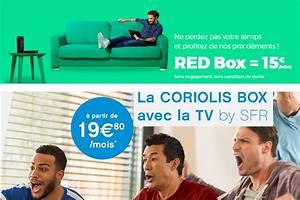 Comparatif Box Internet 2016 : comparatif des box internet sans tv coriolis maxi adsl et red s rie sp ciale ~ Medecine-chirurgie-esthetiques.com Avis de Voitures