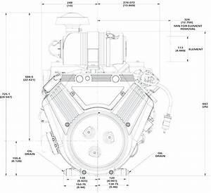 Briggs Stratton 16 Hp Vanguard Parts Diagram
