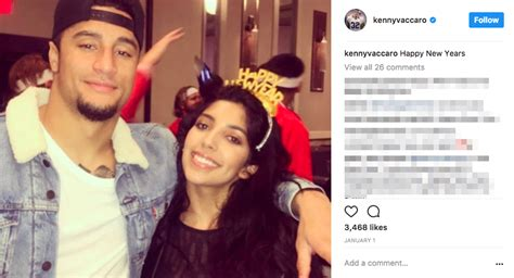 kenny vaccaros wife kahli vaccaro playerwivescom
