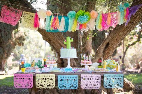 cactus fiesta baby shower baby shower ideas baby