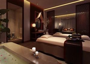 Spa Massage Room Interior Design Ideas - Lentine Marine ...