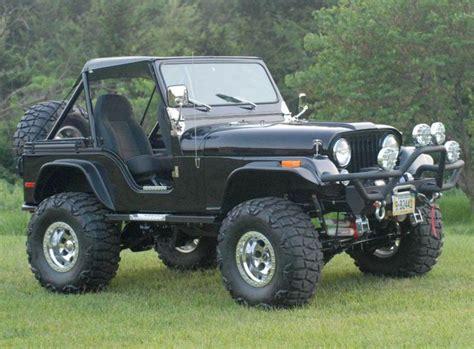 dark green jeep cj 1983 jeep cj5 matte black custom black jeep cj5 my