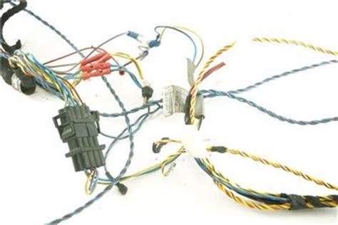 Oem Bmw Radio Stereo Dash Wiring Harness
