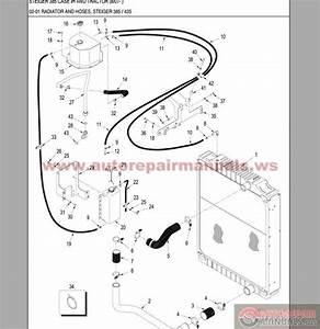Case Ih Tractor Steiger 385 Parts Catalog