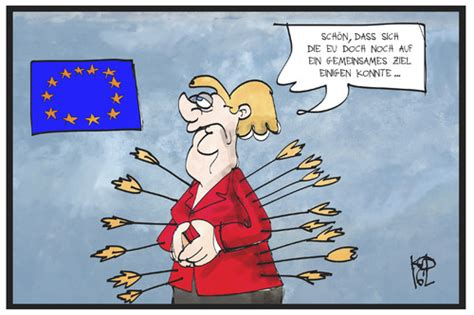 Ziel Der Eu by Das Ziel Der Eu By Kostas Koufogiorgos Politics Cartoon