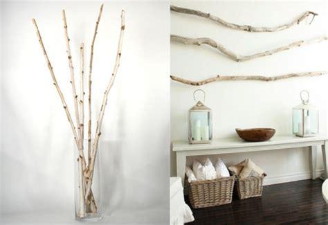 6 id 233 es pour utiliser une branche d arbre en d 233 co deco deco design et place