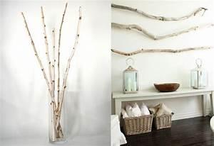 6 idees pour utiliser une branche d39arbre en deco blog With maison en tronc d arbre 13 50 idees pour la deco bois flotte