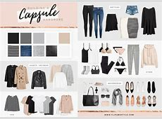 Capsule Wardrobe What You Need to Know? Outfit Ideas HQ