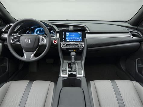 honda civic 2017 interior new 2017 honda civic price photos reviews safety
