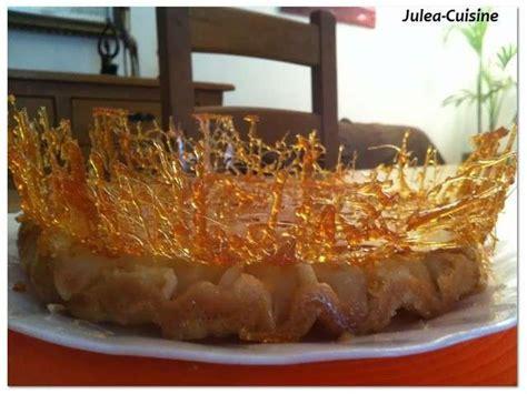 hervé cuisine tarte tatin recettes de tatin et poire