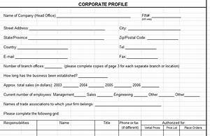 exelent business company profile template image example With company profile template microsoft publisher