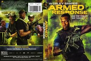 Armed Response - DVD Covers & Labels by CoverCity