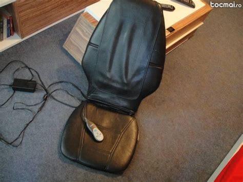 si鑒e de homedics husa masaj pentru scaun brick7 vanzare
