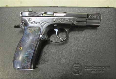 Cz Usa Cz 75b 40th Anniversary 9mm Luger Buds Gun Shop