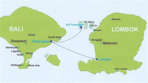 Ferry Gili T To Lombok by Bali To Gili Islands Thingstodoinbali