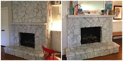 How To Clean Stone Fireplace Home Chair Table Furniture