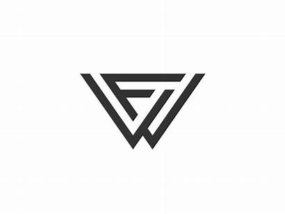 Wf Dribbble Mark Maass Bill Monogram Logos
