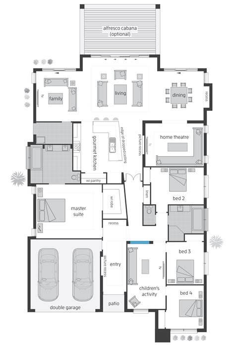 home layouts house floorplans mcdonald jones homes