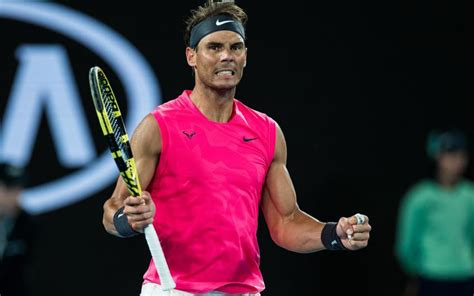 Rafael Nadal: 'Not some tennis, but soon we will know ...