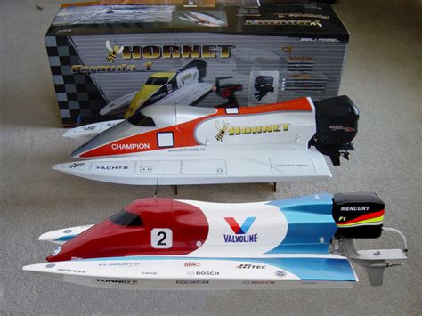 Electric Rc Tunnel Hull Boats by Hornet Formula 1 Tunnel Hull The Upgrades Rc
