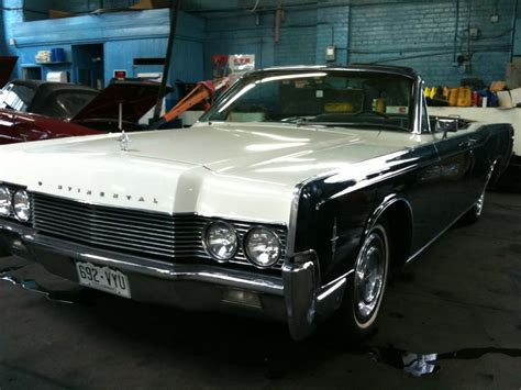 66' Lincoln Continental Yelp