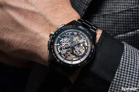 rado hyperchrome skeleton automatic chronograph limited
