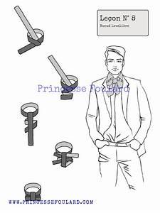 Comment Nouer Une Cravate : comment faire un noeud de lavalli re nouer son foulard ~ Melissatoandfro.com Idées de Décoration
