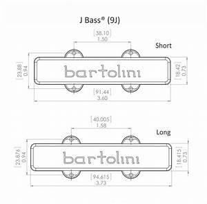 Bartolini B S Size Split Coil Set