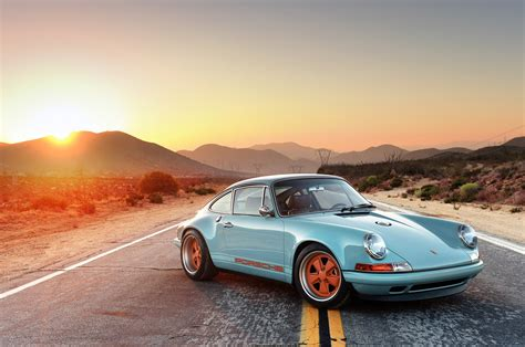 singer porsche wallpaper 10 singer reimagined porsche 911 1 jpg