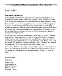 re mendation letter for coworker